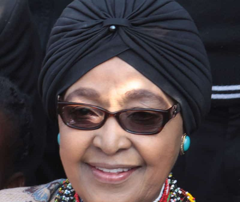 South Africa: The Concealed History of Winnie (and Nelson) Mandela 4.3 (15)