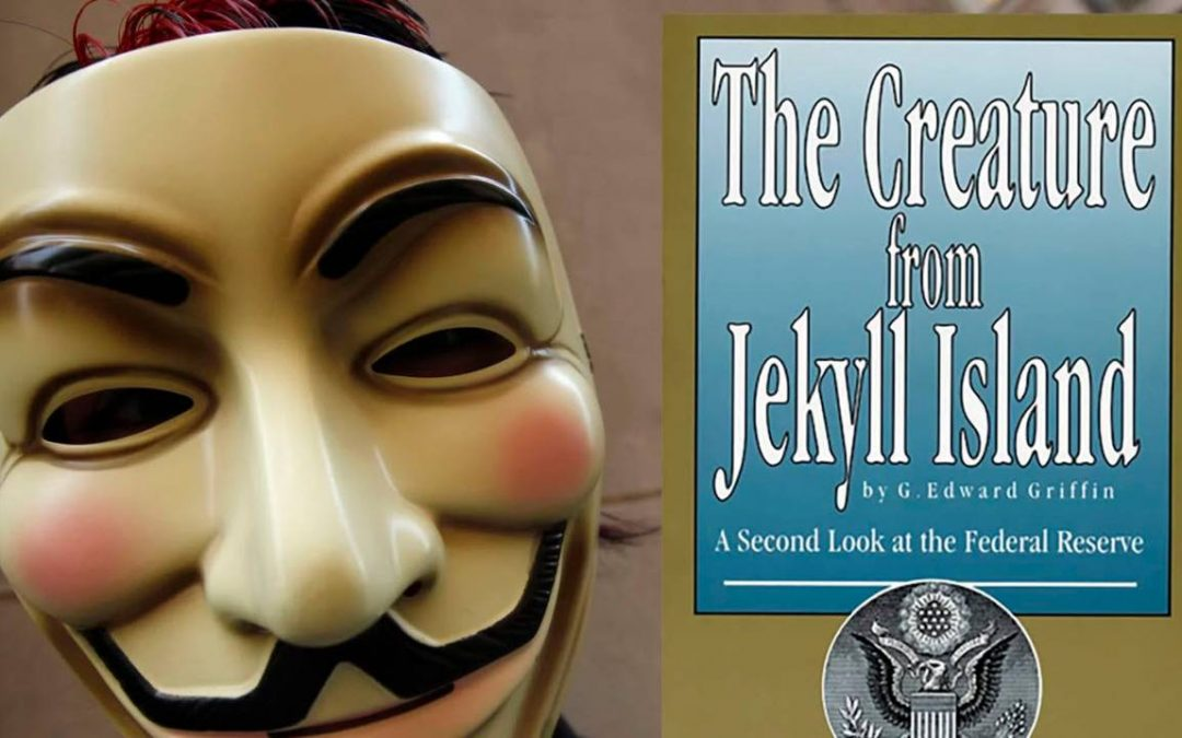 The Creature From Jekyll Island – Legalized Plunder Called Banking 4.9 (107)