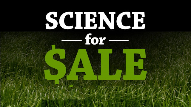The War between Citizen Science and Corporate Science 4.2 (17)