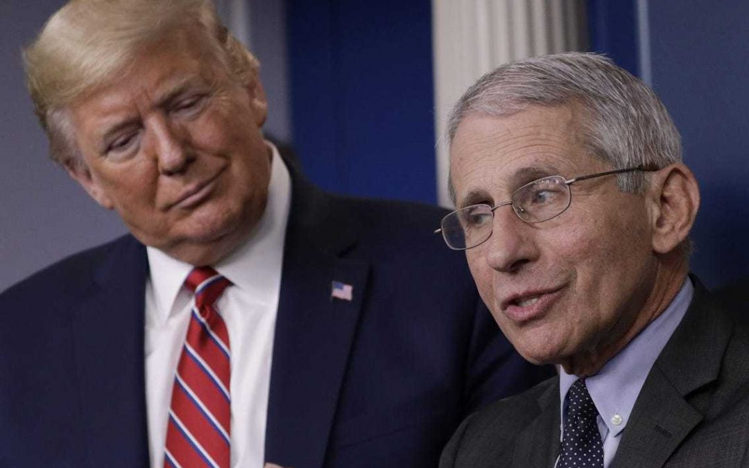 The Fake Pandemics of Dr. Fauci 4.6 (146)