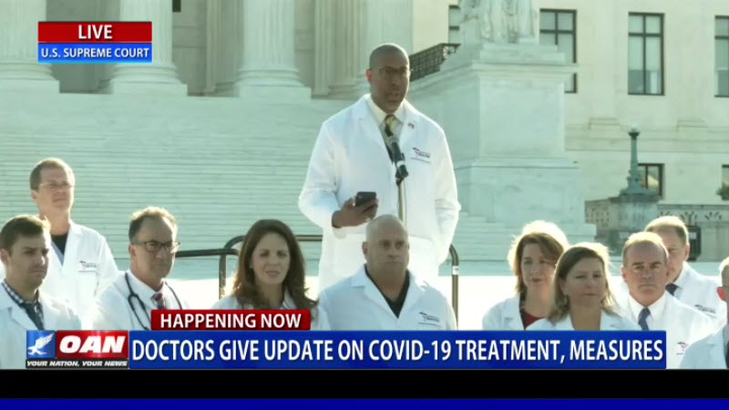 Doctors Speak out against COVID-19 Treatments and Lies 4.8 (267)
